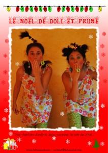 Affiche Le Noel de Doli & Prune